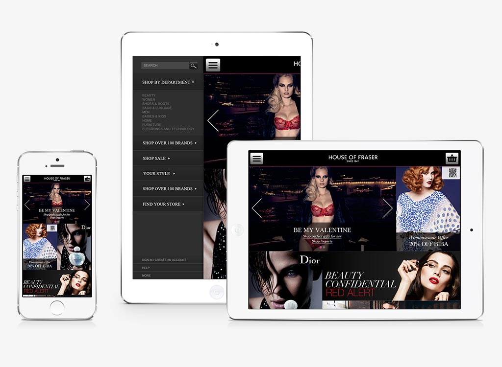 house-of-fraser-responsive-design