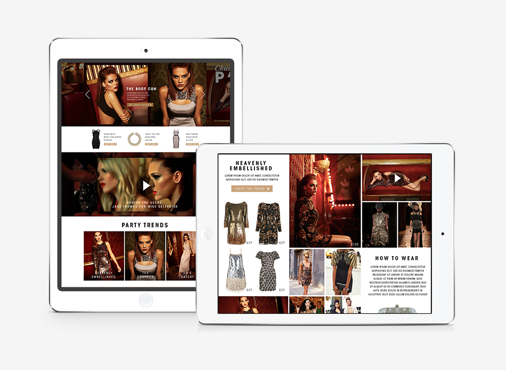 tablet-site-design_miss-selfridge