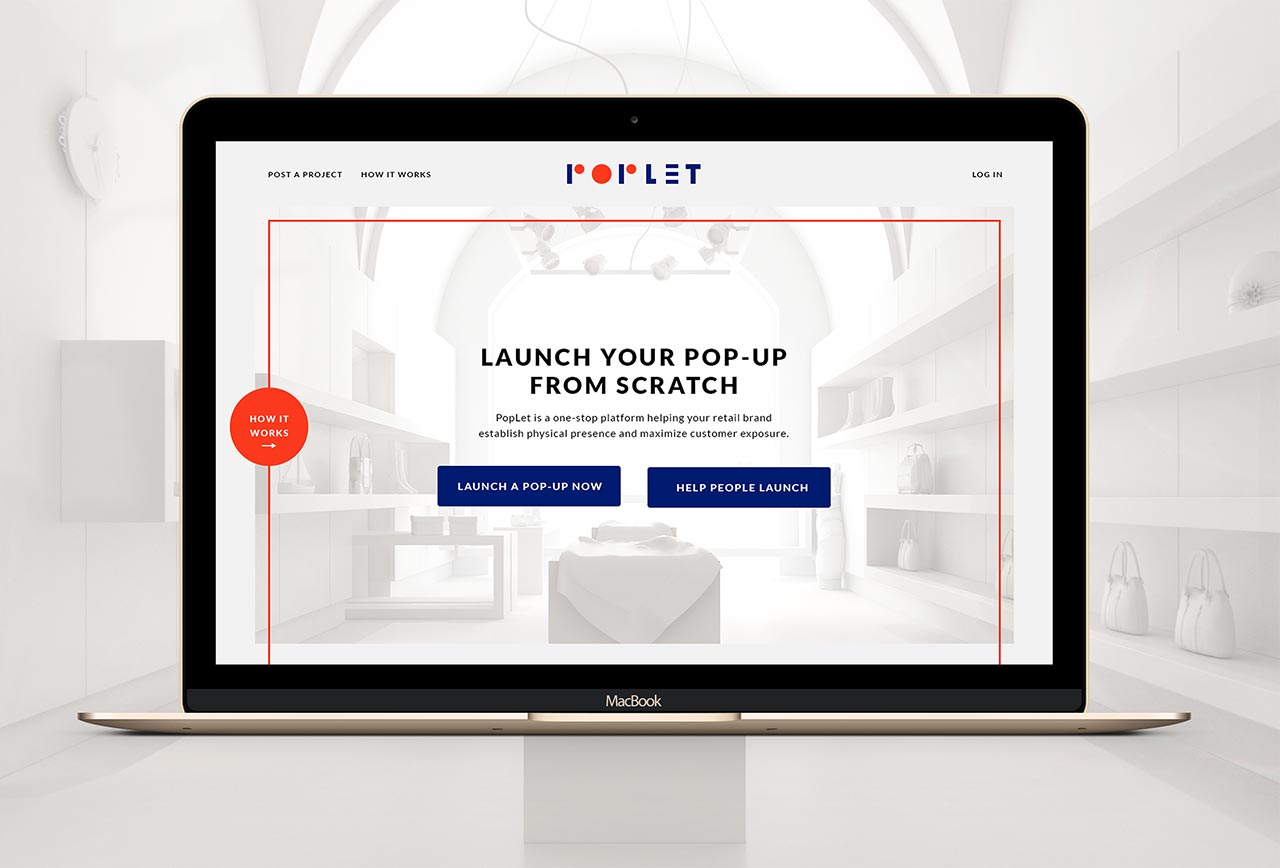 POPLET DESKTOP LAYOUT